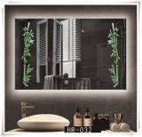 內蒙古呼和浩特廠家定製鋁合金浴室鏡 酒店浴室鏡