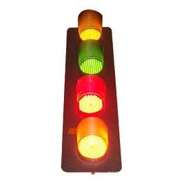 ABC-hcx-红黄 蓝行车三相电源指示灯LED