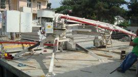 浙江信瑞重工HG17B-3R米移动式液压布料机厂家直销