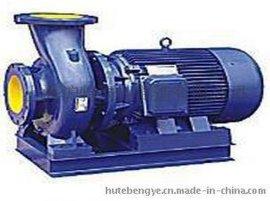 供应卧式离心式ISW管道泵