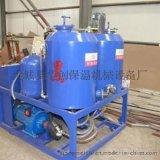 低压小型聚氨酯发泡机&聚氨酯冷库喷涂补口一体机