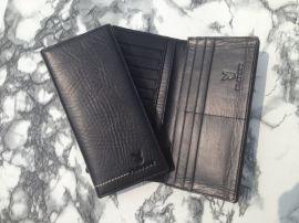 男士钱夹 经典长款钱包 上海皮包厂FL56