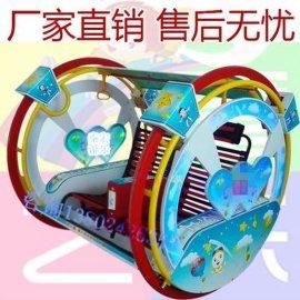 乐吧车逍遥车电动观光游乐车平衡轮两轮平衡车广场公园游乐场设备
