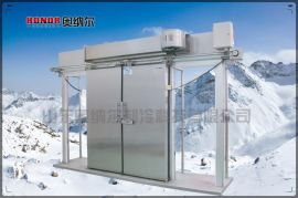 奧納爾電動平移門 不鏽鋼冷庫門質量保證