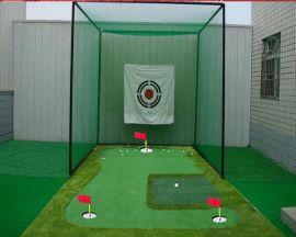 高尔夫挥杆练习网 挥杆练习器 高尔夫击球网