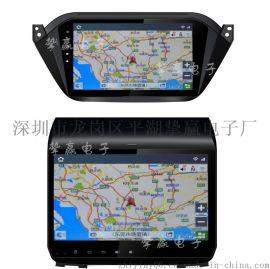 江淮瑞风17款S3/S2/S5/M3安卓大屏导航车载GPS导航仪 厂家直销