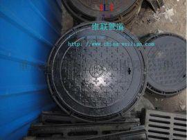 重庆外方内圆球墨铸铁井盖厂家批发价格13983013411