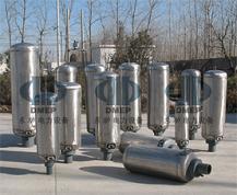 安全阀消音器,E_GD2000锅炉MS安全阀消音器