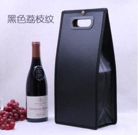 手袋酒盒|手提袋双支酒袋|手拎袋制作|手提酒袋