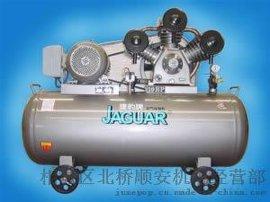 台湾捷豹空压机苏州总代理1.5KW-22KW活塞式空压机/气泵/压缩机