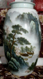 選購陶瓷大花瓶批發定做陶瓷花瓶私人定制加工價格插花圖片