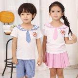 米乐橙幼儿园园服款式新颖深受消费者喜爱