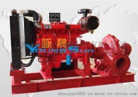 8寸zw柴油机水泵 柴油机排污泵