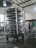 PLG-600铁粉烘干干燥设备专用盘式连续干燥机