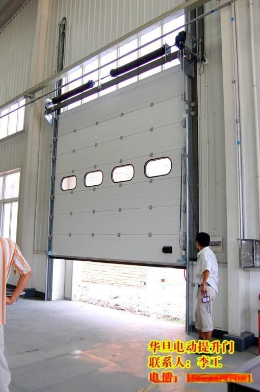 垂直提升门供应商、消防提升门质量保证