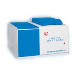 量热仪   鹤壁联众厂家直销  LZRL-800C微机全自动量热仪