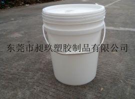 东莞昶玖25L全新料塑料桶,化工桶涂料桶