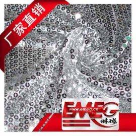 5厘珠片色丁布(E448)