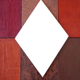 哈尔滨顺旗真皮地板  高级定制  纯牛皮地板墙板