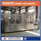 飲料生產線 CGF40-40-10衝灌封三合一體灌裝機