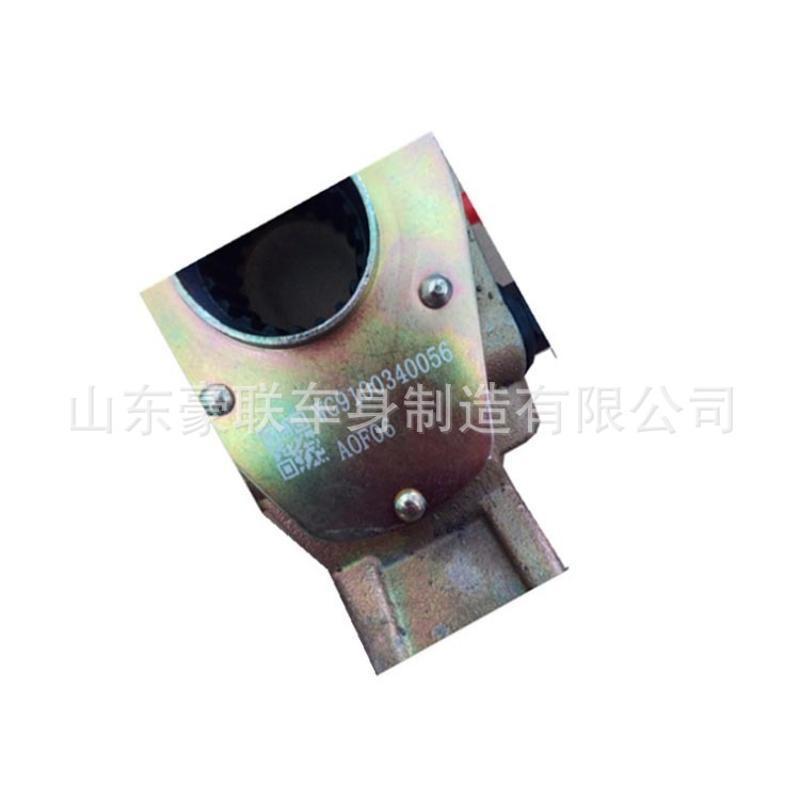 斯太尔WG9100340056 后制动调整臂左 图片 价格 厂家