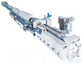 PPR管材线、PE供水管道、PPR供水管设备、PVC落水管设备、塑料管材线