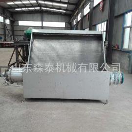 厂家直销斜筛式固液分离机 螺旋挤压式干湿分离机 有机渣液分离机
