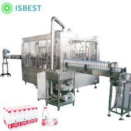 矿泉水灌装生产线 厂家直销多型号**小瓶水灌装机18头水灌装机
