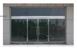 昆山钢化玻璃昆山自动门安装维修