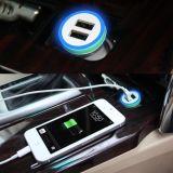 RCF_R8 車內充電器雙充USB介面新款耐用、方便攜帶