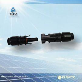 光伏线端连接器 PV4.0接头 MC防水接头 接线端子插件 太阳能连接器