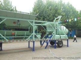 移动式混凝土搅拌站YHZM25