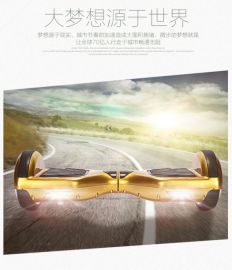 【诚招代理】电动扭扭车 微型双轮平衡车 骑客SMART漂移车