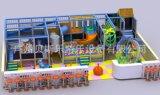 電動淘氣堡兒童室內遊樂場
