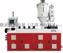 KE-系列真空定径法聚乙烯保温护套管生产线