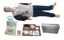 ZH-CPR480S-G电脑心肺复苏训练模拟人(RF摇控器)