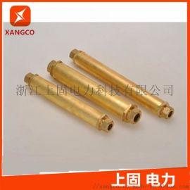 矿物电缆中间接头BTTZ黄铜管1*1.5/1*6