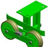 猴車雙託輪組件 248 人車配件