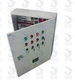 深圳翎翔设备有限公司消防风机控制柜(单速)防排烟风机箱 风机配制箱 电控箱 控电箱