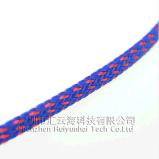 汇云海专业供应电线电缆编织网管 蛇皮套管