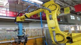 3D双目视觉引导:发动机缸体自动上料系统