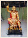 铜雕十八罗汉佛像,正圆铜雕十八罗汉佛像,铜十八罗汉