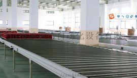 中山床垫输送滚筒线,床垫升降机流水线,沙发装配线