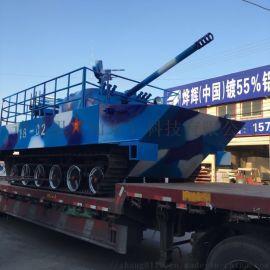 军事产品铁艺坦克金属坦克