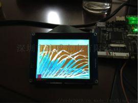 3.5寸TFT并口屏320240可配带触摸屏