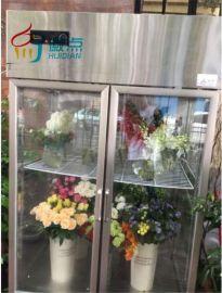 徽点 直冷鲜花柜,鲜花保鲜柜生产厂家,鲜花冷藏保鲜柜