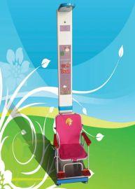 儿童身高坐高体重测量仪