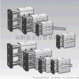 TB-25*100台湾气立可导杆薄型气缸TB32*50全新原装TB-40