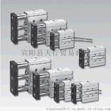 TB-25*100臺灣氣立可導杆薄型氣缸TB32*50全新原裝TB-40