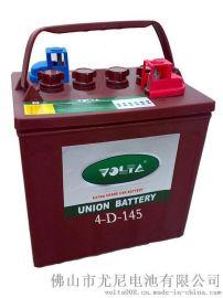动力型高尔夫球车电池8V150AH 加水电池
